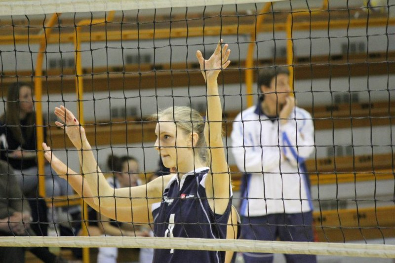 Serie C: ALBATROS VOLLEY - EZZ. VOLLEY CARINATESE 3-2