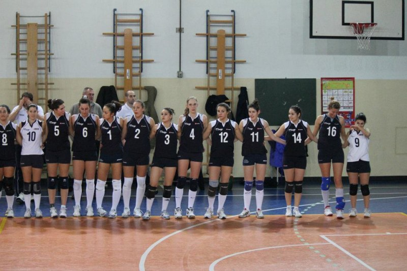 Serie C: POOL VOLLEY S.E.I. - ALBATROS VOLLEY 3-0