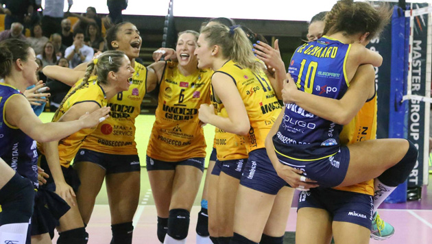 L'Imoco Volley in semifinale